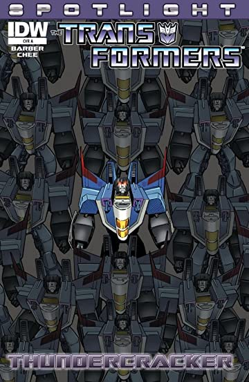 Transformers: Spotlight - Thundercracker