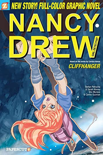 Nancy Drew Vol. 19: Cliffhanger Preview