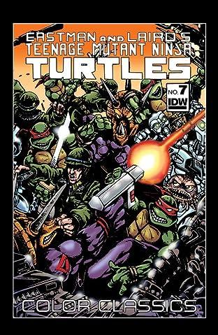 Teenage Mutant Ninja Turtles: Color Classics No.7