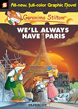 Geronimo Stilton Vol. 11: We'll Always Have Paris Preview