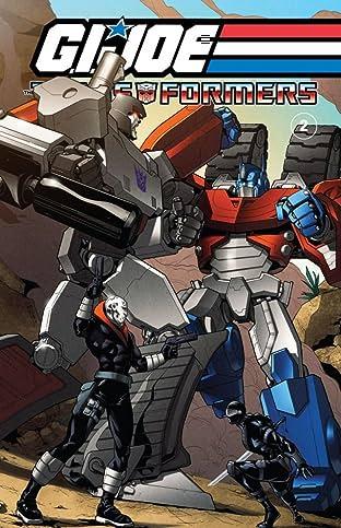 G.I. Joe / Transformers Tome 2