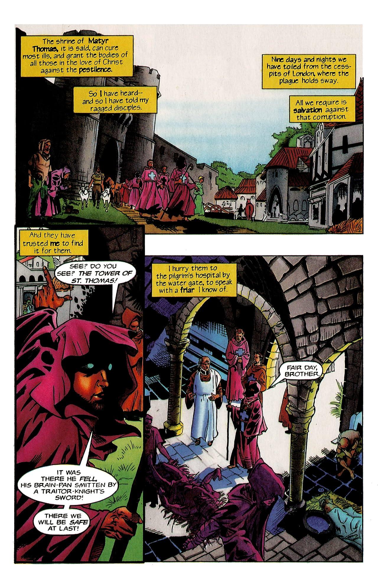 Ninjak (1994-1995) #11