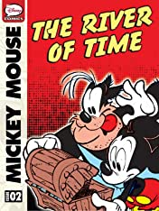 Mickey Mouse in the River of Time #2