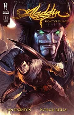 Aladdin: Legacy of the Lost No.1 (sur 3)