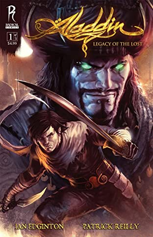 Aladdin: Legacy of the Lost #1 (of 3)