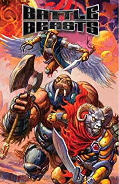 Battle Beasts Tome 1
