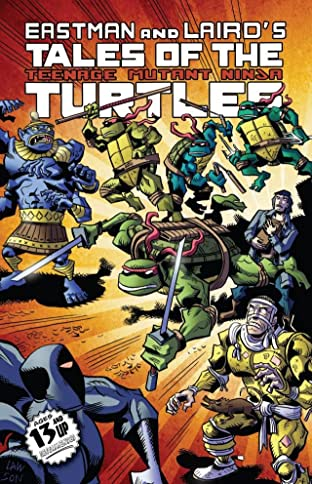 Teenage Mutant Ninja Turtles: Tales of the TMNT Tome 1