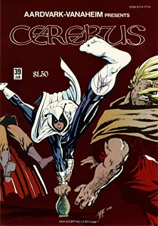 Cerebus Tome 2 No.14: High Society