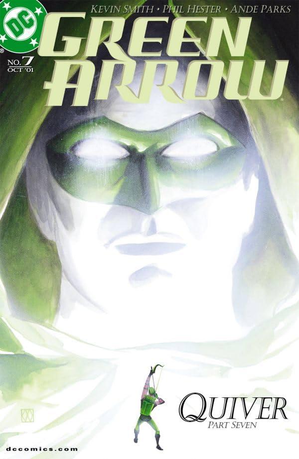 Green Arrow (2001-2007) #7