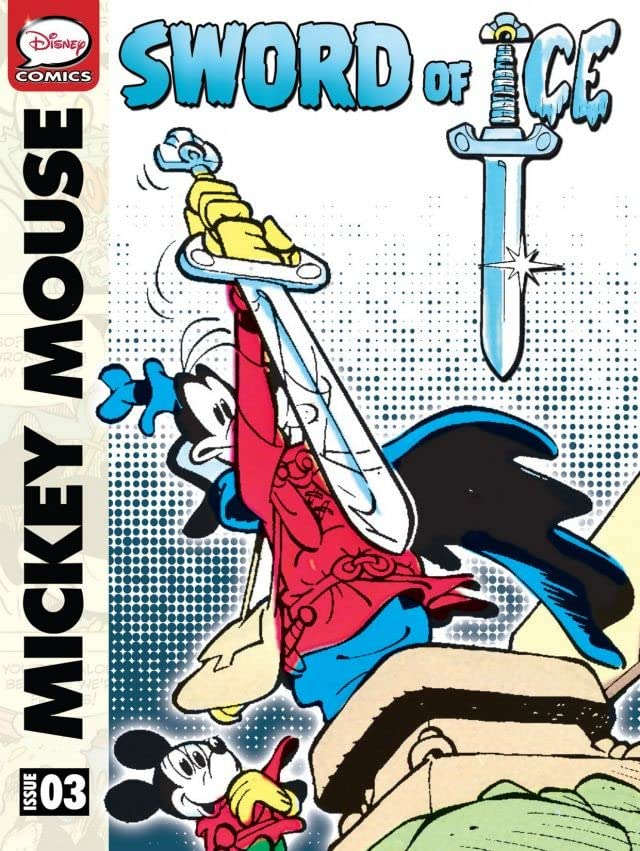 Mickey Mouse in the Sword of Ice #3