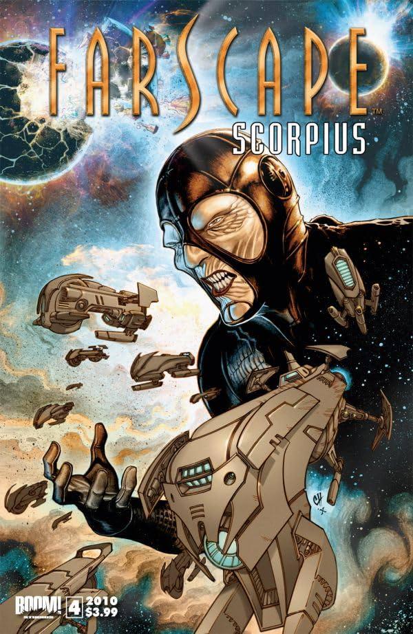 Farscape: Scorpius #4 (of 7)