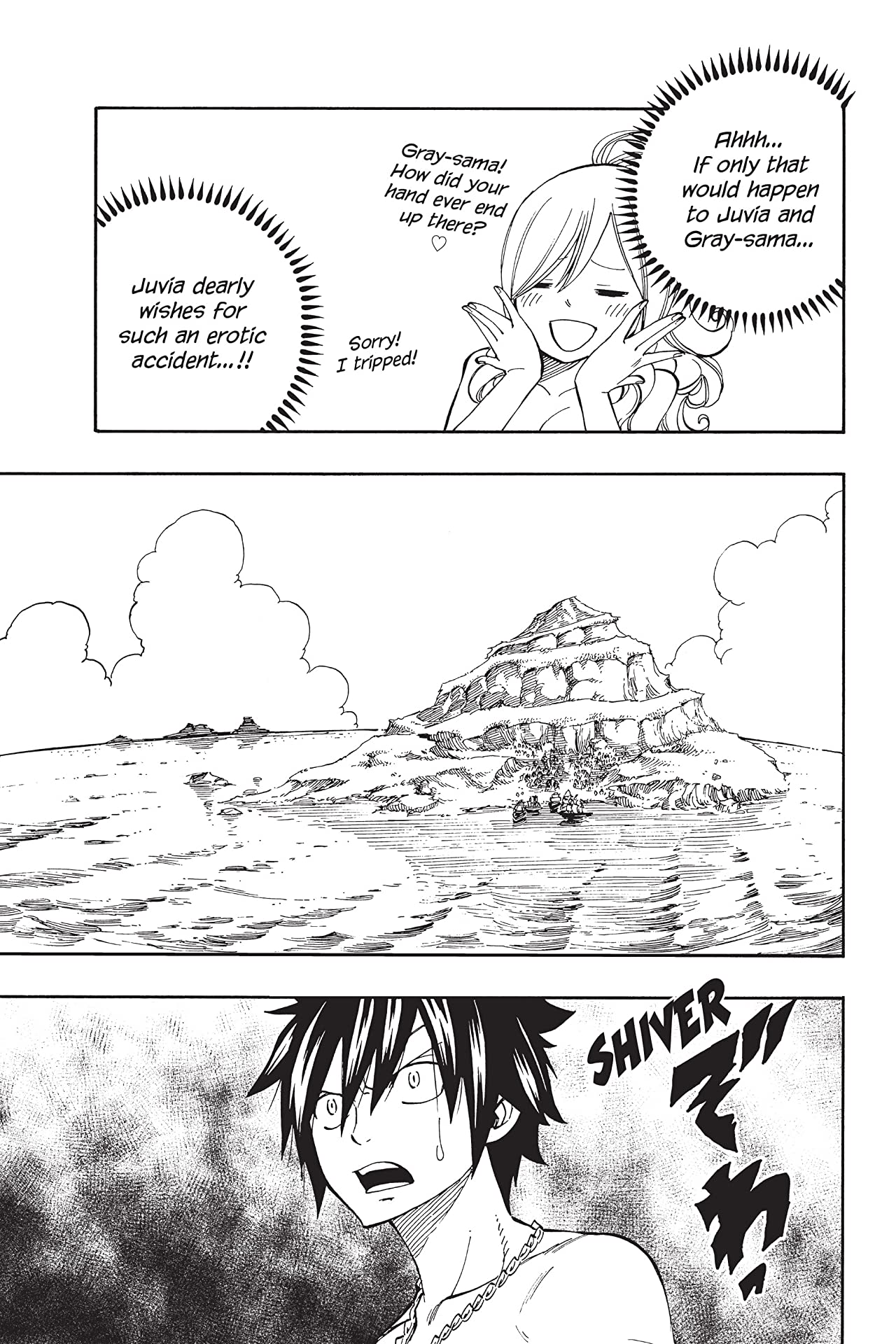 Fairy Tail #443