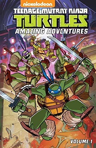 Teenage Mutant Ninja Turtles: Amazing Adventures Tome 1