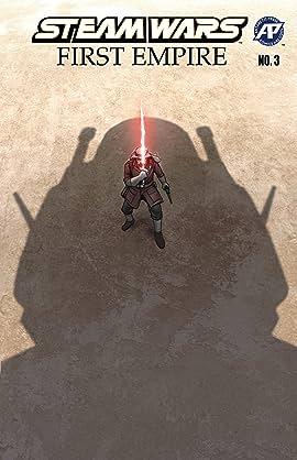 Steam Wars: First Empire #3