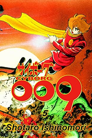 Cyborg 009 Tome 5: Preview