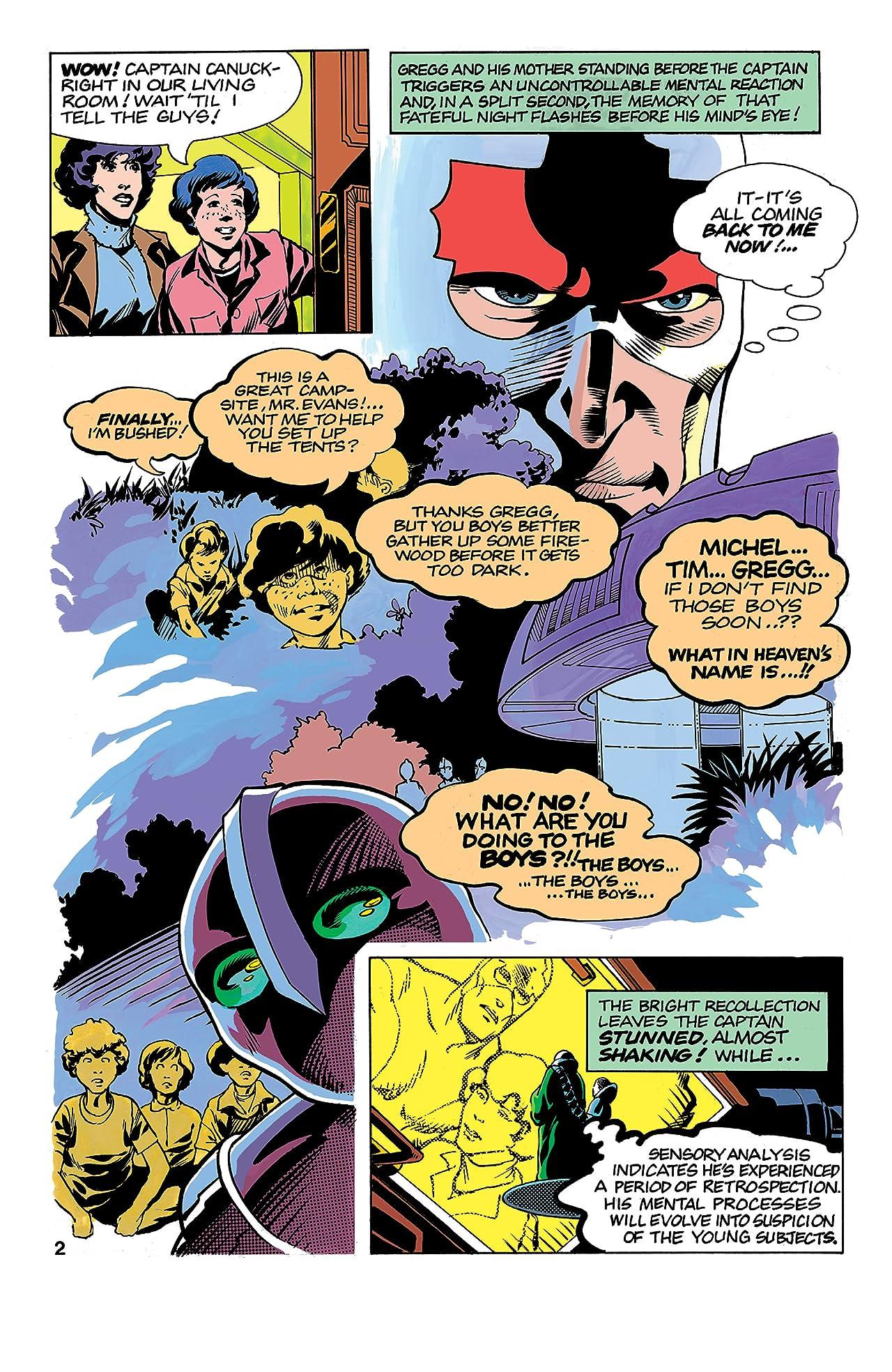Captain Canuck - Original Series (1975-1981) #11
