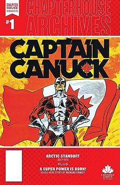 Chapterhouse Archives: Captain Canuck #1