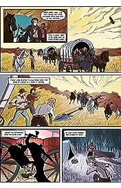 Cowboy Gauntlet #1