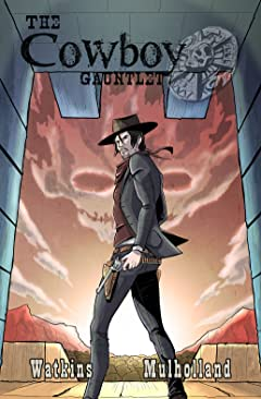 Cowboy Gauntlet No.2