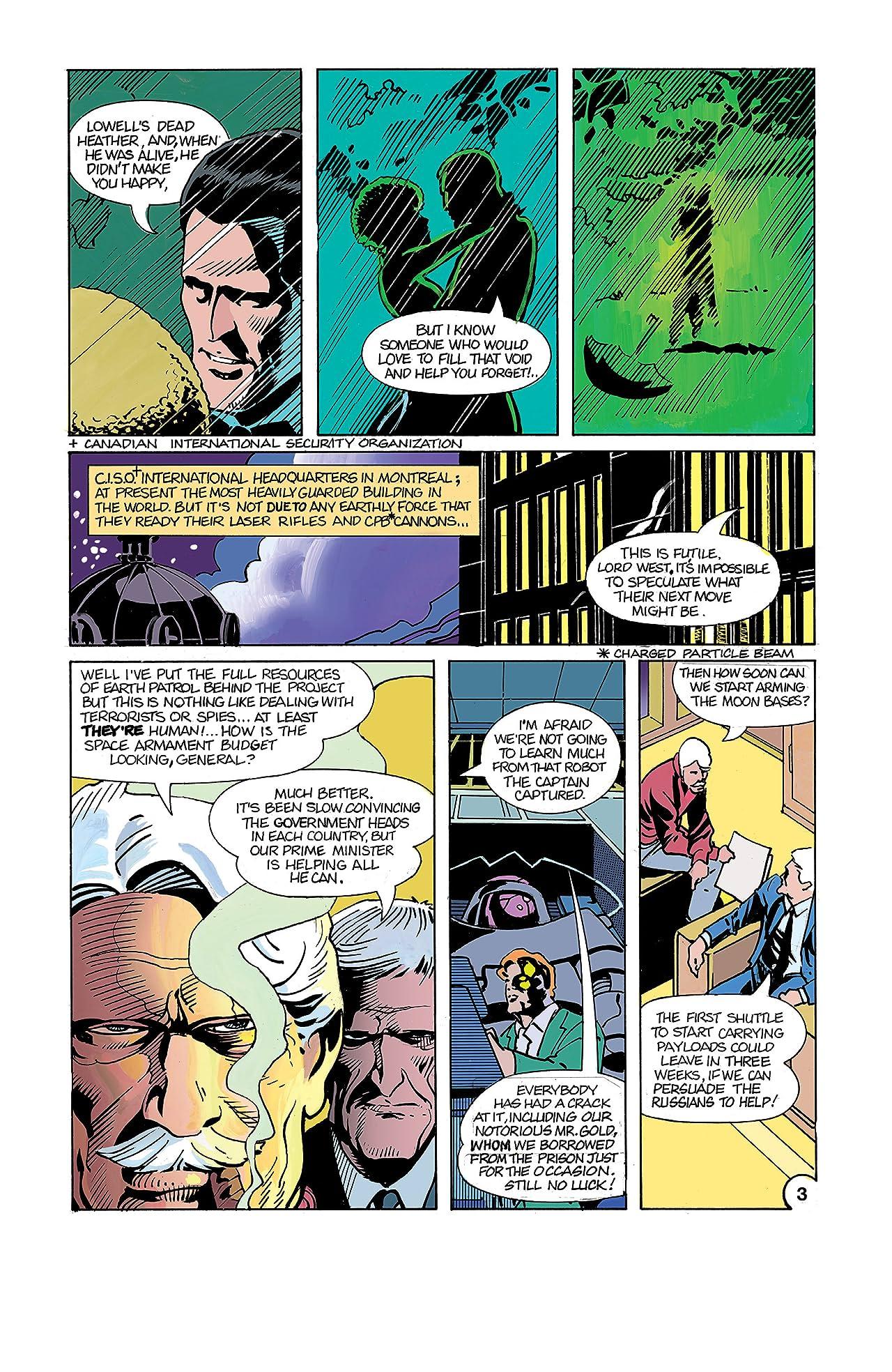 Captain Canuck - Original Series (1975-1981) #12