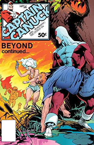 Captain Canuck - Original Series (1975-1981) #14