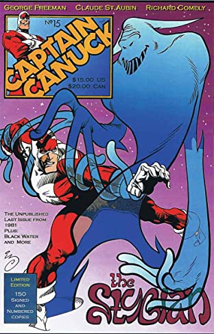 Captain Canuck - Original Series (1975-1981) #15