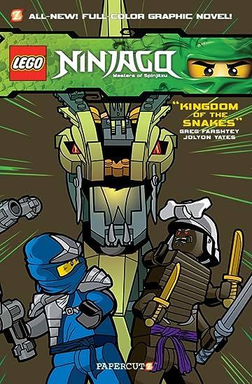 Ninjago Vol. 5: Kingdom of the Snakes Preview