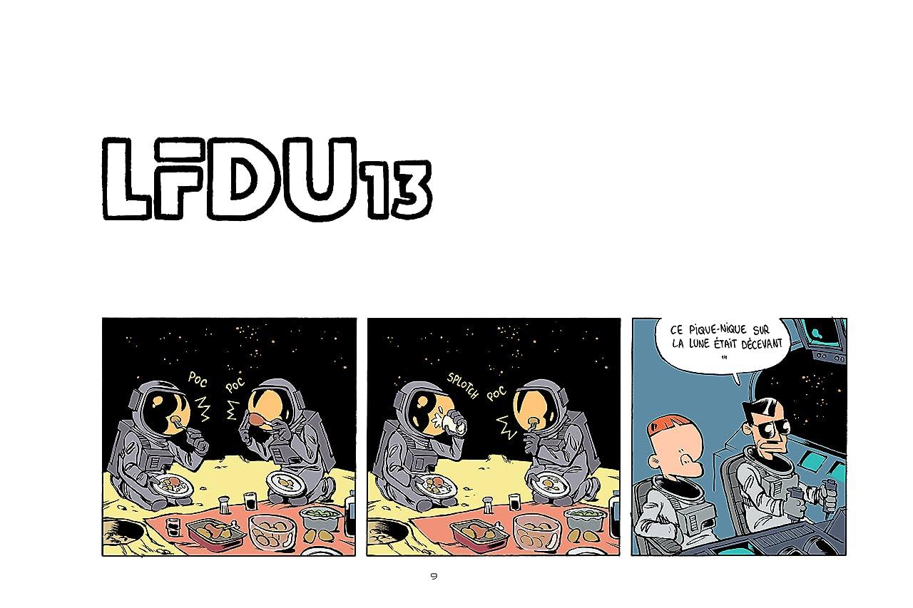 Les fils de l'Univers Vol. 1: LFDU14