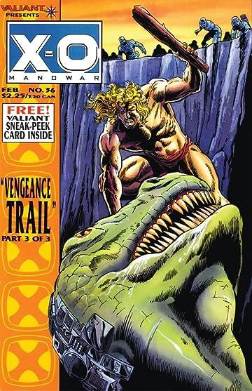 X-O Manowar (1992-1996) #36