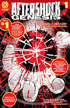 AfterShock: Genesis #1