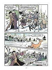 Les chevaliers de la chouette Vol. 2
