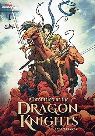 Chronicles of The Dragon Knights Tome 1: Jaina