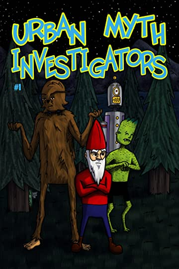 Urban Myth Investigators #1