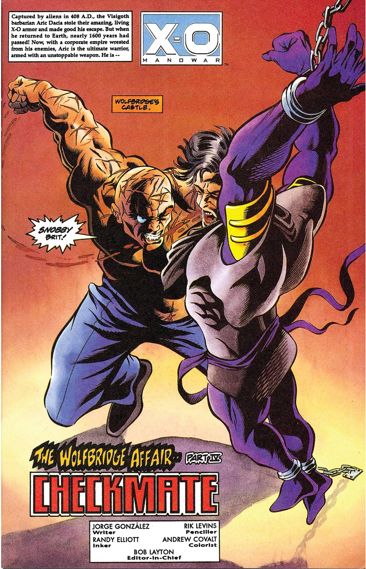 X-O Manowar (1992-1996) #40