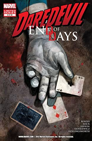 Daredevil: End of Days No.4 (sur 8)