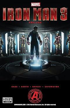 Marvel's Iron Man 3 Prelude #1 (of 2)