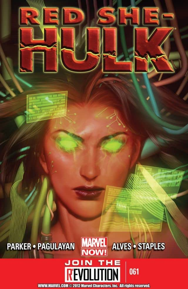 Red She-Hulk (2012-2013) #61