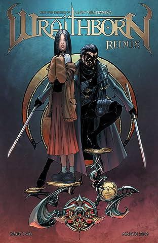Wraithborn #2