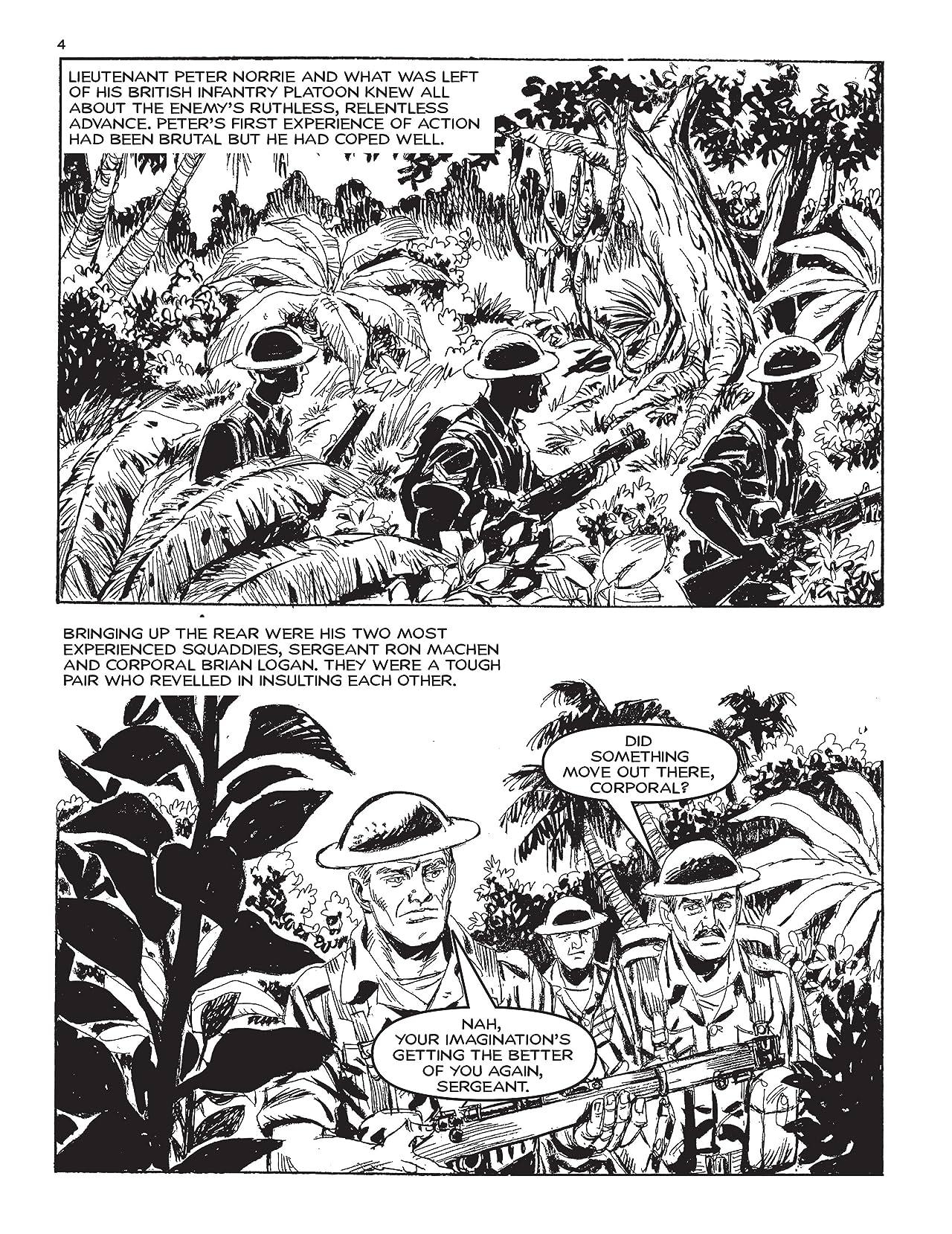 Commando #4899: Massacre In Malaya