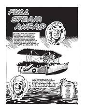 Commando #4901: Full Steam Ahead