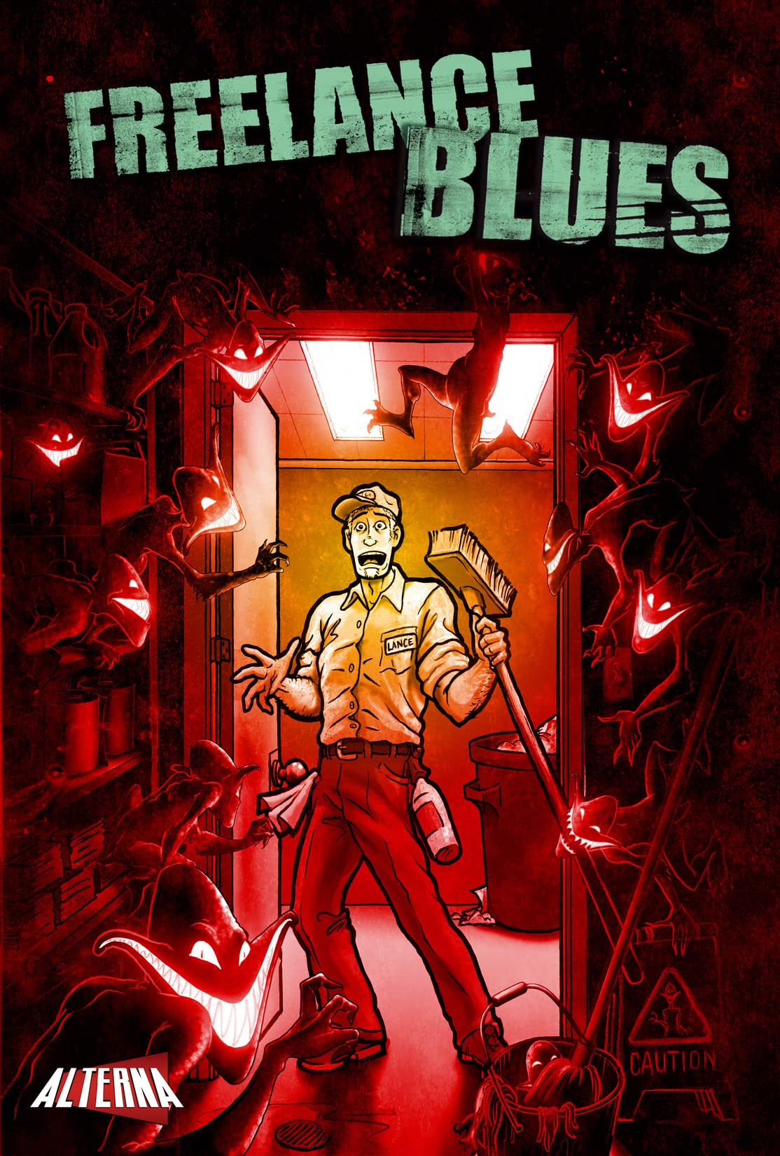 Freelance Blues #2