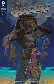 Hercules: The Thracian Wars #1 (of 5)