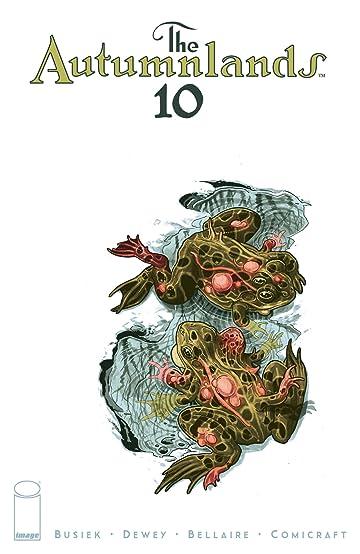 The Autumnlands #10
