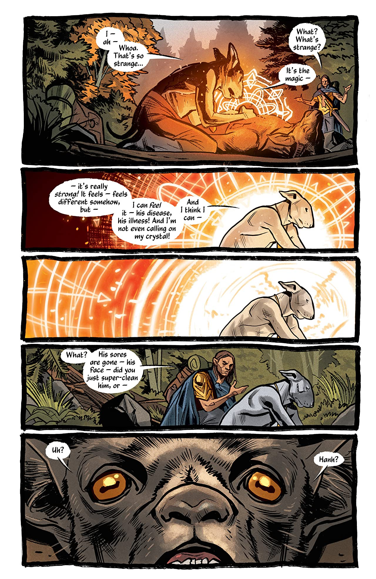 The Autumnlands #10