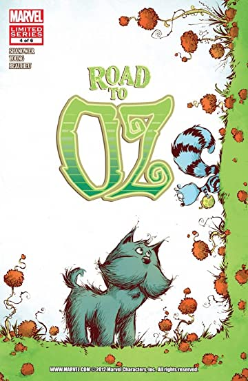 Road To Oz #4 (of 6)