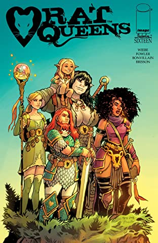 Rat Queens No.16