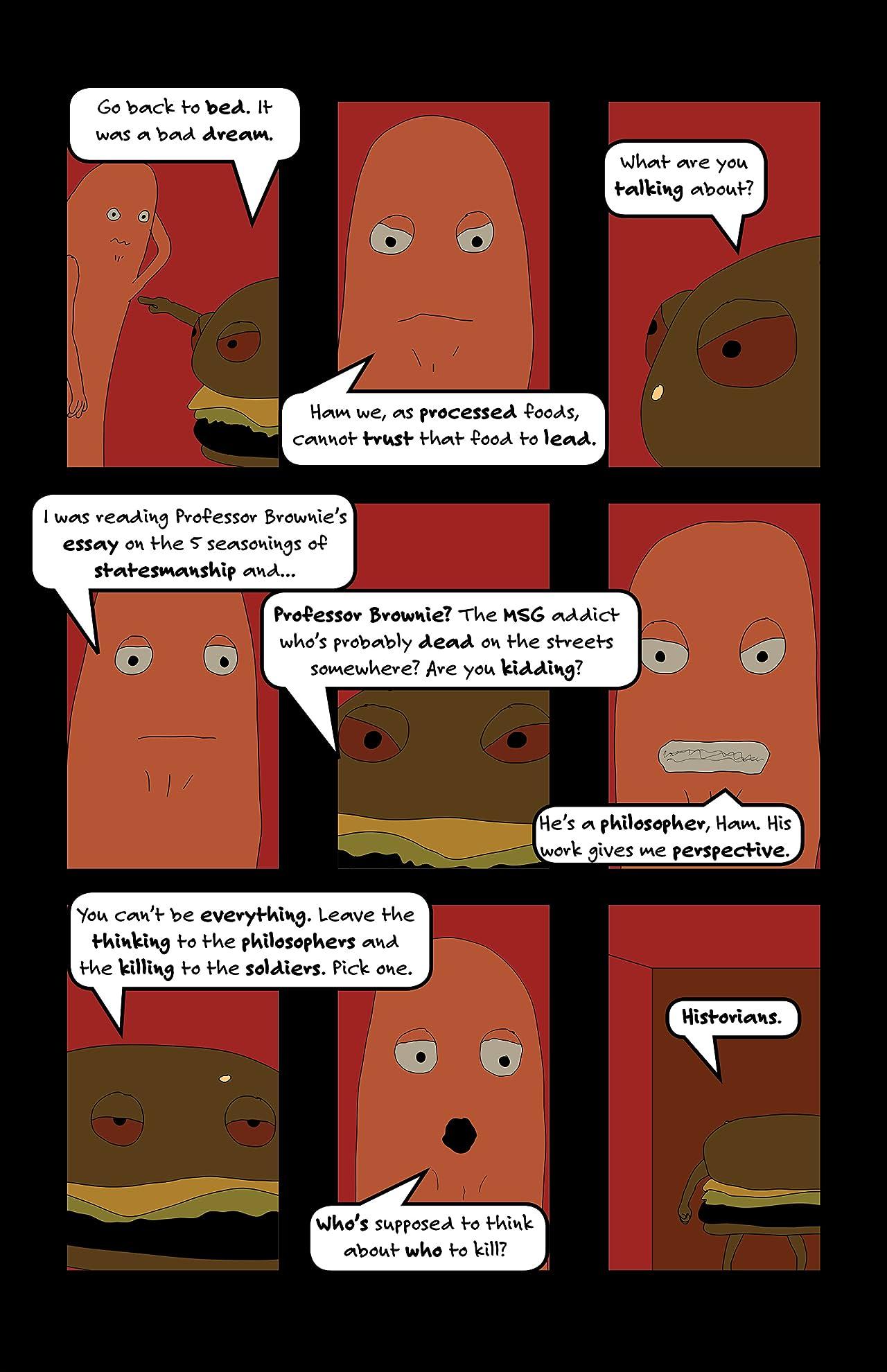 Black Ham #4
