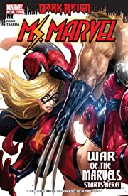 Ms. Marvel (2006-2010) #42