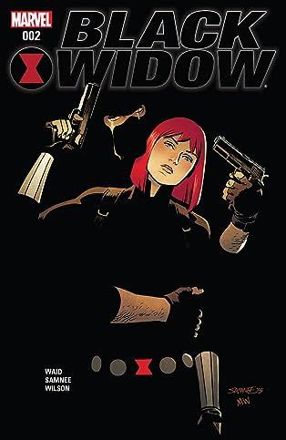 Black Widow (2016-) #2