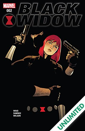 Black Widow (2016-2017) #2